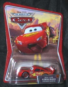 World of Cars / Lightning McQueen