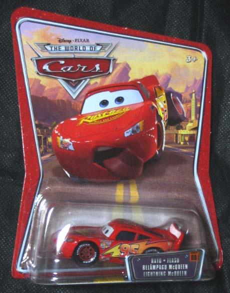 World of Cars / Lightning McQueen