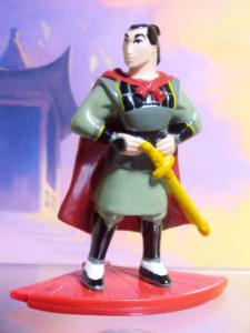 PVC / Shang (Mulan) / by Applause