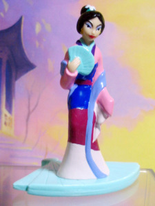PVC / maiden Mulan / by Applause