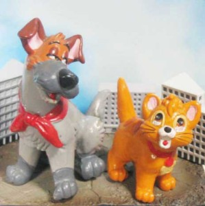 PVC / Oliver & Company / by BULLY