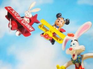 ロジャーラビットとミッキーマウス&バックスバニー