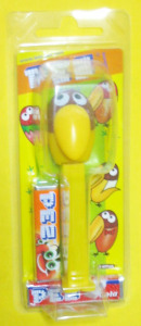 PEZ / kyoro chan Chocolate-Banana version / by morinaga JAPAN