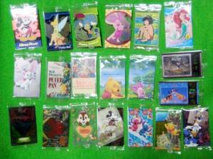 ディズニーカードクラブ/全20種