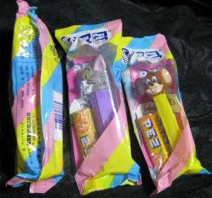 PEZ / Tom and Jerry /Japanese MIP (1997)