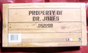 PROPERTY OF DR. JONES
