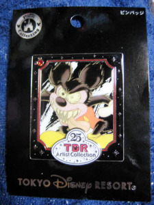 TDR PINS COLLECTION / The Villains