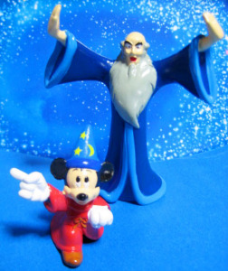 MICKEY MOUSE and YENSID / Fantasia / MOVIE FRIENDS (1997)