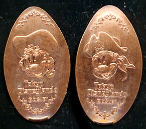 Souvenir Medal/ Pirets of The Caribian (2007)