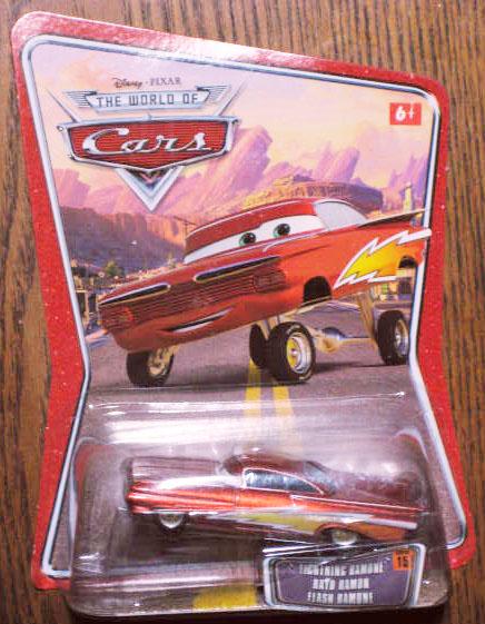 Disney Pixar Cars / Lightning Ramone