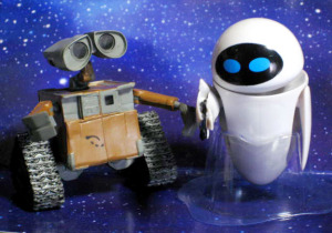 WALL-E and EVE / by Decopac