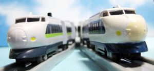 カプセルプラレール/0系新幹線