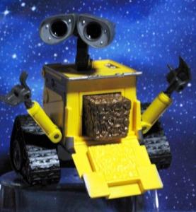 DXアクションフィギュア/WALL-E キューブ&スタック