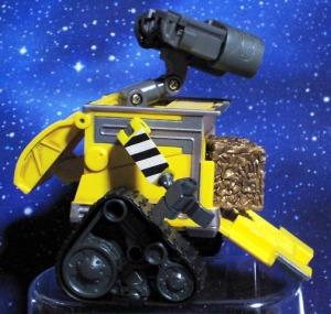 DXアクションフィギュア/WALL-E キューブ&スタック(横)