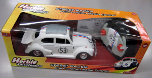 1:18 Scale RC / Herbie Fully Loaded /Planet Toys inc,
