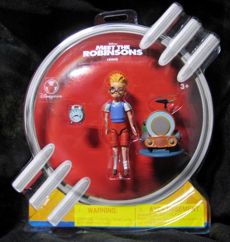 Action Figure / Meet the Robinsons / Lewis