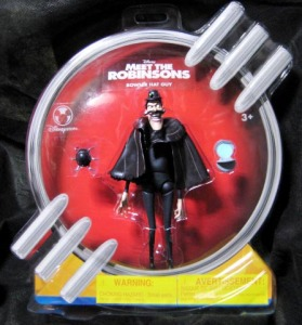 Action Figure / Meet the Robinsons / Bowler Hat Guy