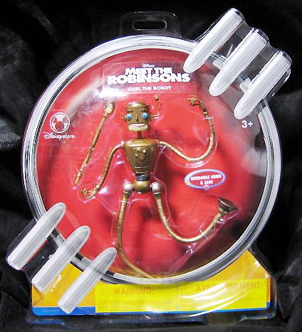 Action Figure / Meet the Robinsons / Carl the Robot