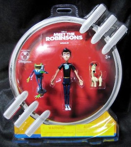 Action Figure / Meet the Robinsons / Wilbur
