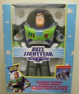 Toy Story / Ultimate Action Figure Buzz Lightyear / ThinkwayToys (1995)
