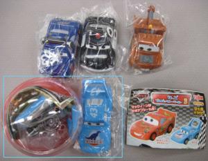 カーズプルバックレーサーカー3/第三R出玉