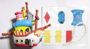 62号/ドナルドのボート