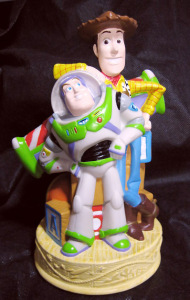 BANK / TOY STORY / Disney Store