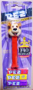 PEZ / FAO SCHWARZ BEAR