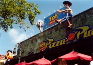Pizza Planet / MGM studio (WDW)