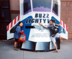 Package of BUZZ LIGHTYEAR