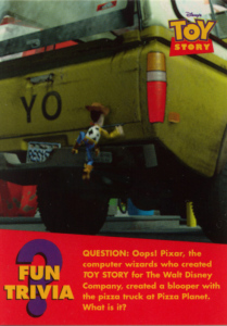 TRADING CARDS / TOY STORY (PART2)/ 43