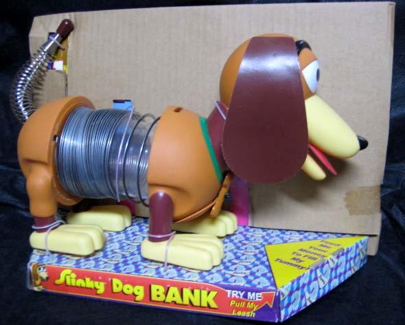 Slinky Dog Bank