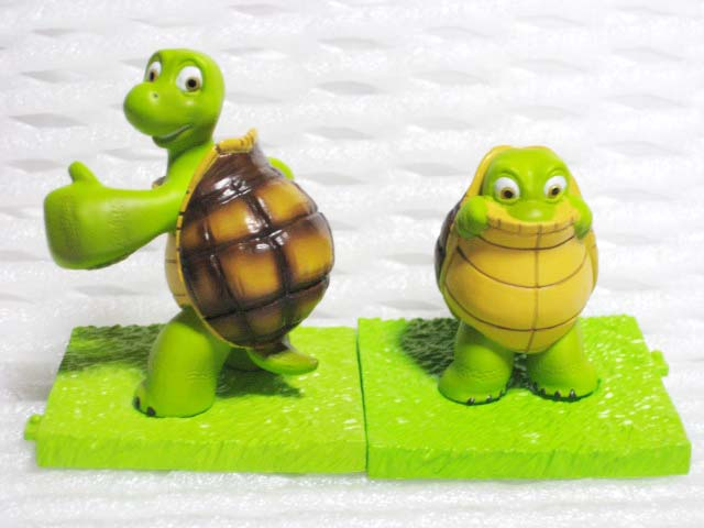 Over the Hedge real figure collection (2006)/ Verne (Type-1 and 2)/ Toy's-works (JAPAN)