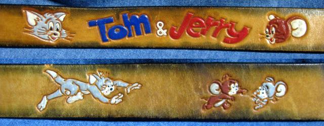 トムとジェリー/ベルト