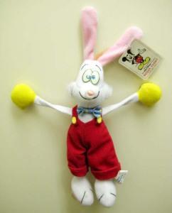 Plash with Suction Cup / Roger Rabbit / Theme park Exclusive (U.S.A)