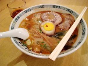 桂花ラーメン/若麺