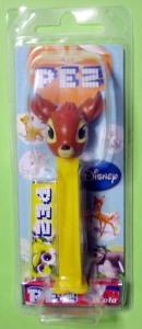 PEZ / Disney Animal Friends - Bambi / Japanese Package