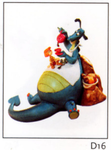 WALT DISNEY CLASSICS COLLECTION/ THE RELUCTANT DRAGON (Limited Edition: 7500)/商品カタログより