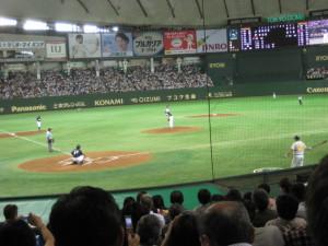東京ドーム/サントリー ザ・プレミアム・モルツ ドリームマッチ2009