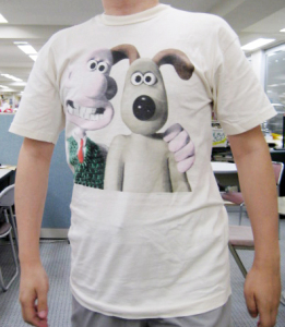 T-shirt/http://Wallace and Gromit