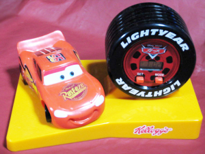 kellogg's Alarm Clock/ Disney・PIXAR CARS (2006)