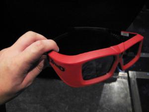 立体メガネ