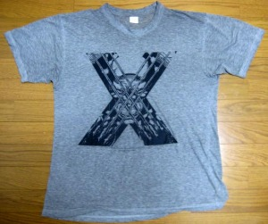 Shirt/X-MEN  by BANPRESTO