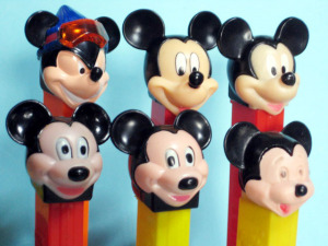 PEZ/ MICKEY MOUSE