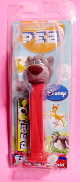 PEZ/ BALOO from JUNGLE BOOK
