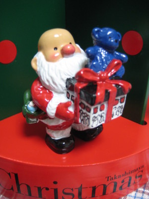 タカシマヤ・チャリティ・クリスマスオーナメント/ファーザー・クリスマス2005年(復刻版)