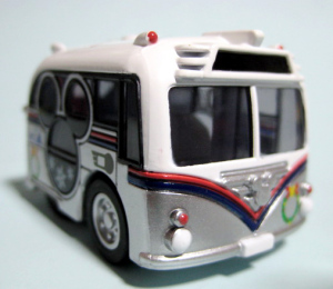 CHORO-Q / Disney Vehicle Collection DISNEY RESORT CRUISER MERRY  CHRISTMAS 2009