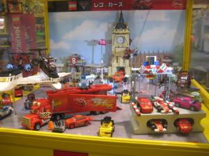 LEGO CARS series