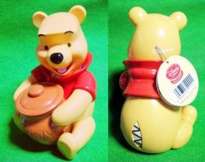3Dキャンディケース/くまのプーさん (Disney Store)