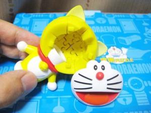 Doraemon & Friends 3D puzzle Figure
